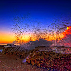 Dancing of manyar by TEDDY ZUSMA - Landscapes Beaches