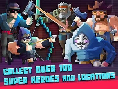 Super Hero Fight Club 1.1 MOD (Unlimited Money) 8