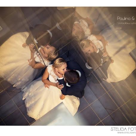Wedding photographer Pawel Steliga (steliga). Photo of 16.09.2016