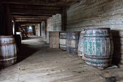 botti legno per trasporto merluzzo