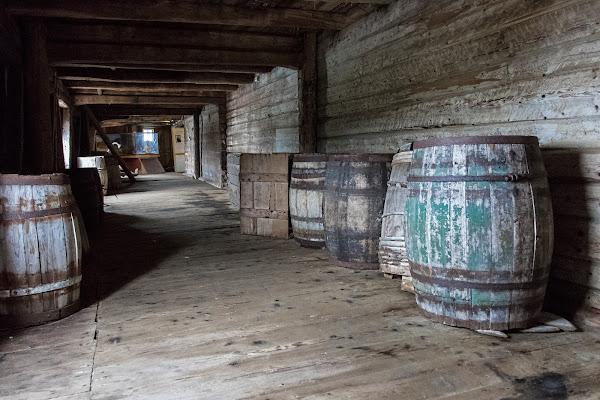 botti legno per trasporto merluzzo di Fabio6018