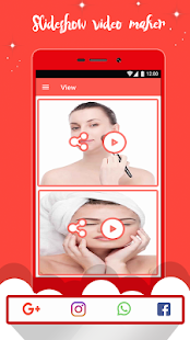 Photo Video Maker With Music x- screenshot thumbnail
