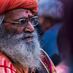 sadhu maharaj by Debasis Banerjee - People Street & Candids ( mela, hindu, rajasthan, tribe, india, fair, saint, sadhu, religious )