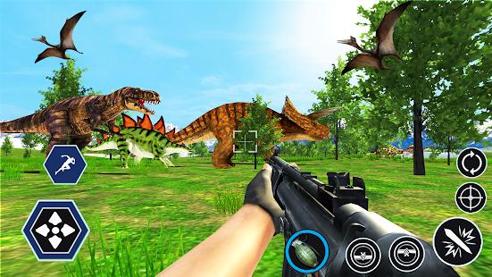Dinosaur Hunter Free - náhled