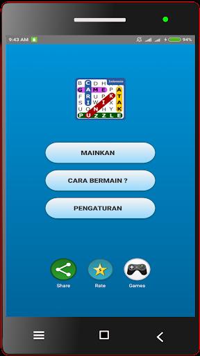 Cari Kata Indonesia 1.0 screenshots 1