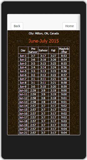 Ramadan Planner  screenshots 4