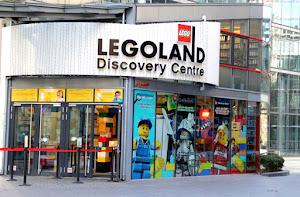 Parque de ocio y atracciones - LEGOLAND Discovery Centre Berlin