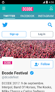 DCODE Festival 2017- screenshot thumbnail