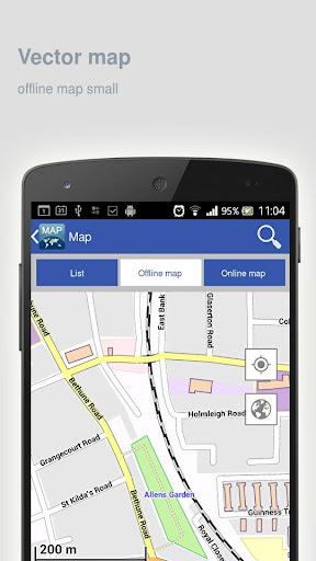 玩旅遊App|Tyumen Map offline免費|APP試玩