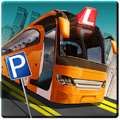 Bus Driving School 2017: 3D Parking Game