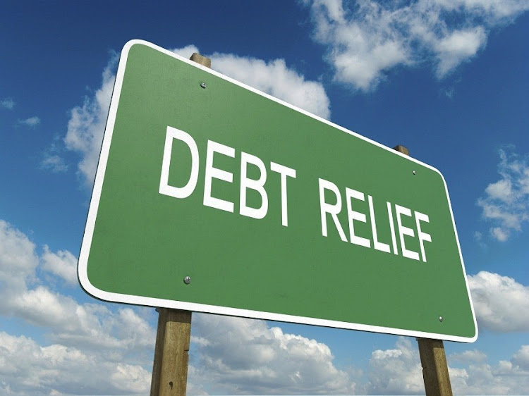 Image result for Debt Relief Company istock
