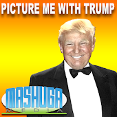 Picture Me With Donald Trump