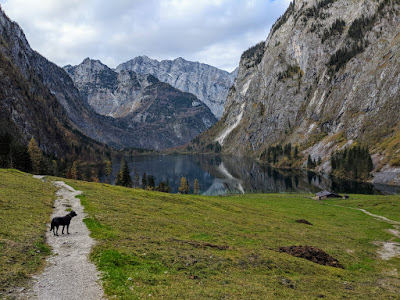 Berchtesgaden small round extended hike  - Nov 19
