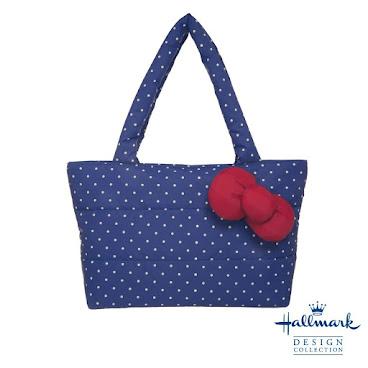 Hello Kitty x Hallmark Design Collection空氣側包