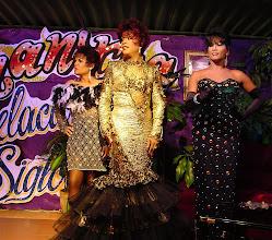 Photo: gay fashion show in havana, cuba. Tracey Eaton photo