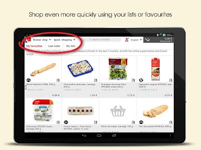EROSKI Súper: Your Supermarket screenshot 10