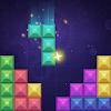 고전적인 블록 퍼즐 대표 아이콘 :: 게볼루션