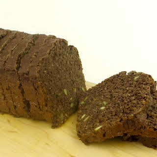 Dark Rye Flourless Blender Bread.