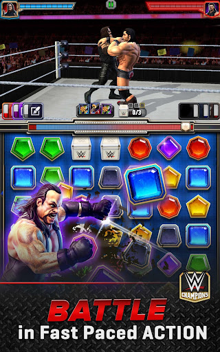 WWE Champions Free Puzzle RPG 0.221 screenshots 8