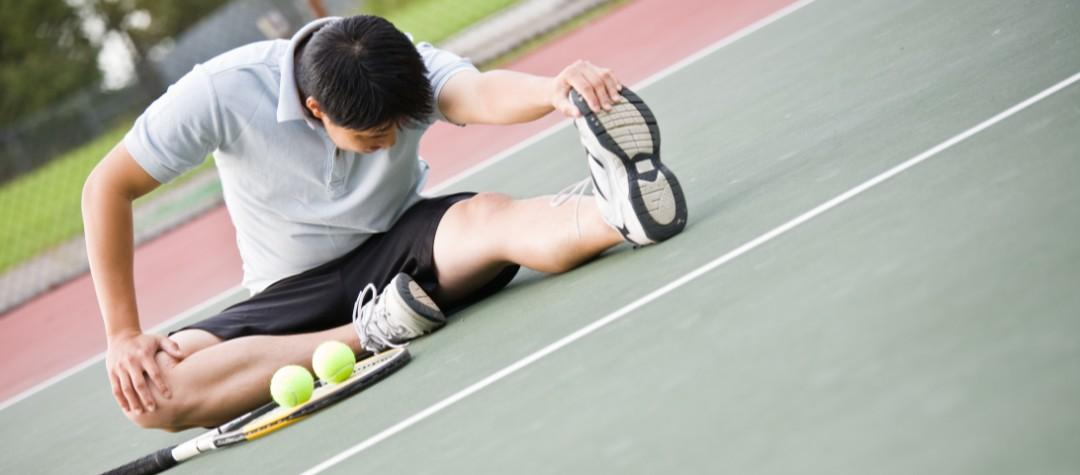 Warm-Up And Stretching For Tennis Players | realbuzz.com