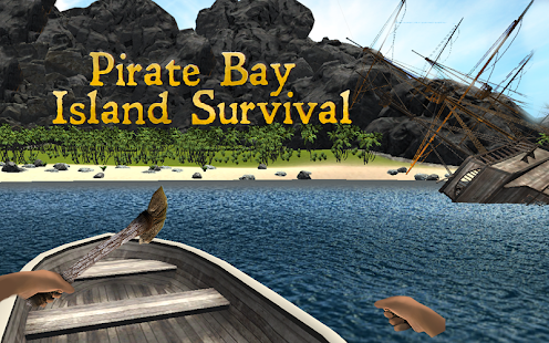 Pirate Bay Island Survival - náhled