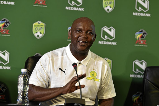 Pitso Mosimane recalls how Ted Dumitru kick-started his coaching career - SowetanLIVE