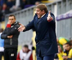 """🎥 Hein Vanhaezebrouck heeft zijn eerste werkdag bij KAA Gent er weer op zitten: """"Als je dingen wil veranderen moet je ze eerst aanvaarden"""""""