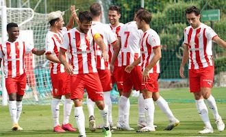 UD Almería 1-1 RB Linense