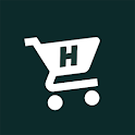 Handy – everyday shopping list icon
