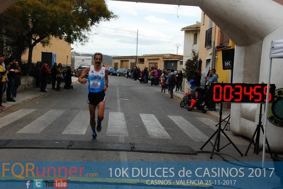 Juanjo Cano Vaquero del Club de Atletismo Delta Valencia