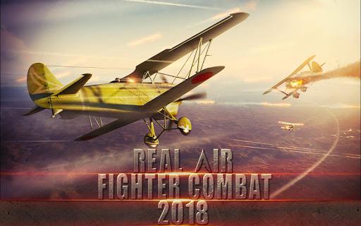 Real Air Fighter Combat 2018  screenshots 16