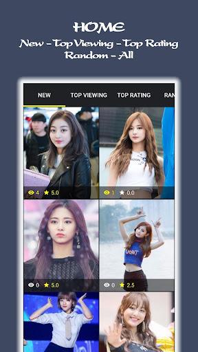 TWICE Wallpapers KPOP Ultra HD 1.0.7 screenshots 1
