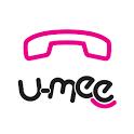 u-mee talk icon