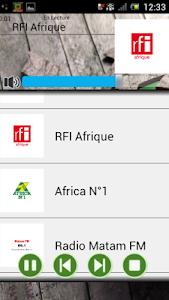 Sénégal Live Radio screenshot 2