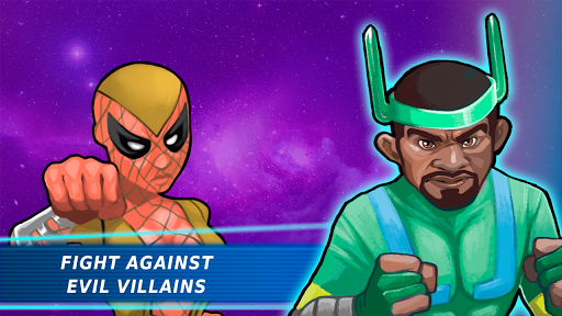 Superheroes Vs Villains 3 - Free Fighting Game  screenshots 18