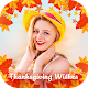 Download Thanksgiving Day Wishes, Photo Frames, Cards 2018 For PC Windows and Mac
