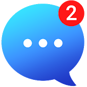 Messenger for Messages, Text and Video Chat Icon