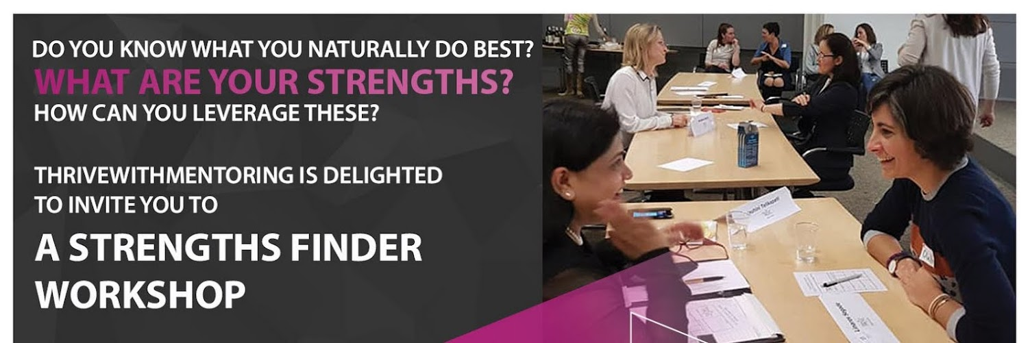 THRIVE STRENGTHSFINDER WORKSHOP AMSTERDAM