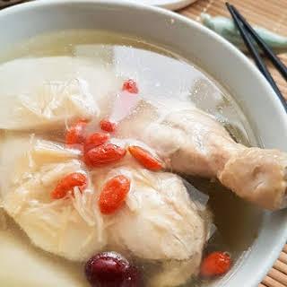 Chinese Yam Recipes.