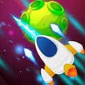 Meteorite Shooter : Protect The Sky icon