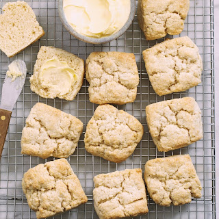 One-Bowl Cream Cheese Biscuits