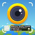 GPS Map Camera: Geotag Photos & Add GPS Location icon