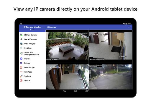 IP Camera Monitor u2013 Video Surveillance Monitoring screenshots 5