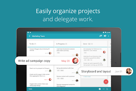 Redbooth - Task & Project Management App- screenshot thumbnail