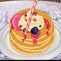 Fun Cooking Strawberry Pancake icon