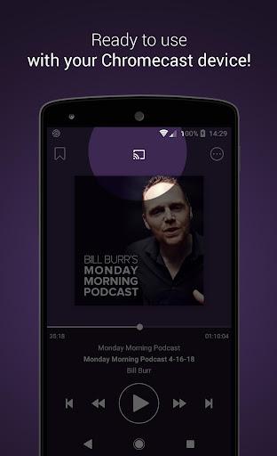 Podcast Go 2.19.1 screenshots 3