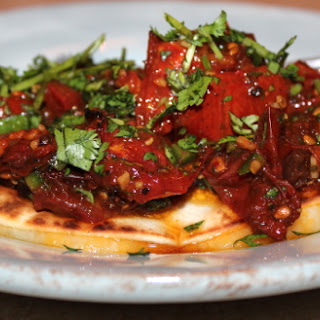 Roasted Tomato & Mexican Cheese Quesadillas