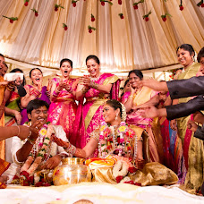 Wedding photographer Vinay Busi (pointblankstudi). Photo of 15.02.2014
