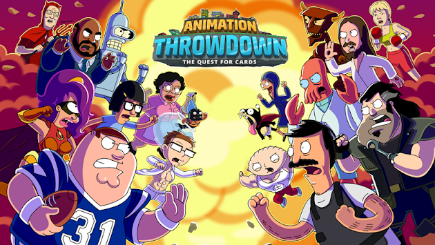 Animation Throwdown: TQFC APK screenshot thumbnail 1