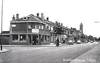 Photo: 1960 - Broekhovenseweg, hoek Jan Truijenlaan